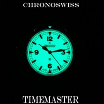 Chronoswiss Timemaster CH-6233lu 2001 pre-owned