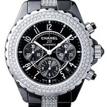 Chanel Ceramic 42mm Automatic H1706 pre-owned