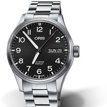 Oris Big Crown ProPilot Day Date Steel 45mm Black Arabic numerals United States of America, Texas, FRISCO