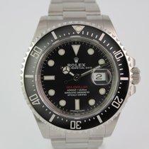 Rolex Sea-Dweller RED 126600 LC100 Box, Papiere
