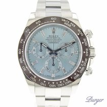 Rolex Chronograph 40mm Automatic 2016 pre-owned Daytona Blue
