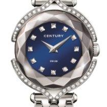 Century 26,2mm Quarz neu Perlmutt