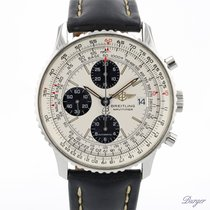 Breitling Old Navitimer Steel 41.5mm White