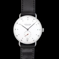 NOMOS Metro 38 Datum 38.5mm White United States of America, California, San Mateo