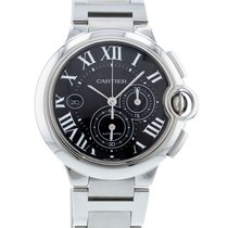 Cartier Ballon Bleu 44mm Steel 44mm Black United States of America, Georgia, Atlanta