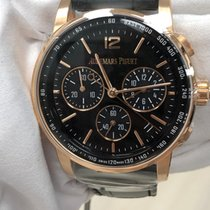 Audemars Piguet Code 11.59 Rose gold 41mm Black No numerals