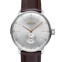 Junkers Acciaio 40mm Manuale 6032-5 nuovo
