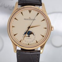 Jaeger-LeCoultre Master Ultra Thin Moon Q1362520 État neuf Or rose 39mm Remontage automatique France, Cannes