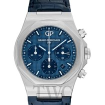 Girard Perregaux 81020-11-431-BB4A Steel 2019 Laureato 42.00mm new