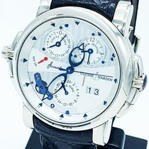 Ulysse Nardin White gold 42mm Automatic 670-88 pre-owned