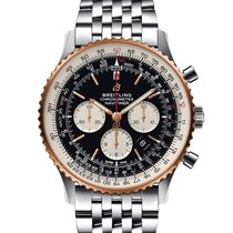 Breitling Navitimer 01 (46 MM) new Automatic Chronograph Watch with original box and original papers UB0127211B1A1