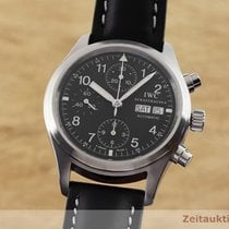 IWC Steel 39mm Automatic 3706 pre-owned