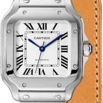 Cartier Santos (submodel) WSSA0029 New Steel 35mm Automatic United States of America, California, Los Angeles