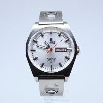 Tissot Steel 40mm Automatic T071430 pre-owned