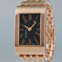 Boucheron Rose gold 24mm Quartz pre-owned