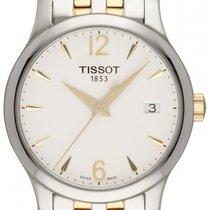 Tissot Tradition 33mm Plata