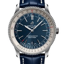 Breitling Navitimer A17326211C1P4 New Steel 41mm Automatic