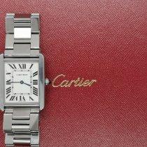 Cartier Tank Solo 3169 2018 подержанные