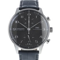 IWC Portuguese Chronograph White gold 41mm