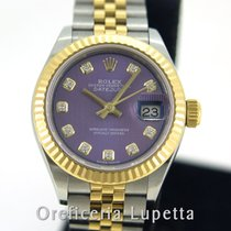 Rolex Lady-Datejust 279173 2016 pre-owned