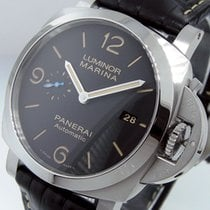 Panerai Luminor Marina 1950 3 Days Automatic Otel 44mm Negru
