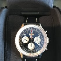 Breitling Navitimer 01 Steel 43mm Black Arabic numerals Australia, Clyde North