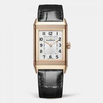 Jaeger-LeCoultre Rose gold Manual winding 40.1mm new Reverso Classique