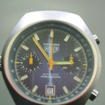 Heuer Steel Automatic 110.573 pre-owned