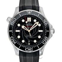 Omega 210.22.42.20.01.004 Steel Seamaster Diver 300 M 42mm new