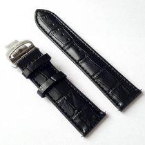 Tissot Parts/Accessories Men's watch/Unisex new Leather Black