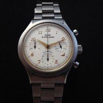 JeanRichard Steel 38mm Automatic 25005 pre-owned