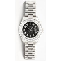 Rolex Lady-Datejust White gold 26mm Black United States of America, Florida, Miami