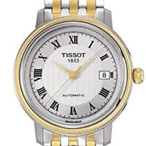 天梭 (Tissot) Men's Watch Bridgeport T0454072203300