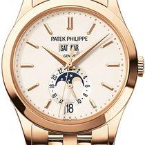 Patek Philippe Annual Calendar 5396-1R-010 Nou Aur roz Atomat