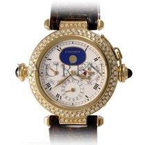 Cartier Pasha W30012 1990 occasion