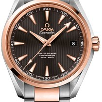 Omega 231.20.42.21.06.003 Gold/Steel Seamaster Aqua Terra 41mm new United States of America, New York, Greenvale