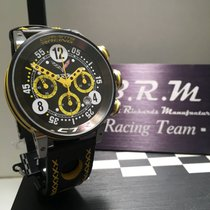 B.R.M V12-44 B.R.M Automatic Chronographes Corvette Racing Edition 2017 nieuw