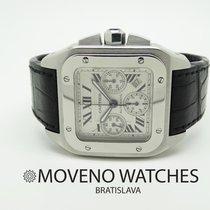 Cartier Santos 100XL Chronograph