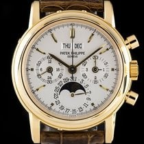 Patek Philippe 3970E Yellow gold Perpetual Calendar Chronograph 36mm
