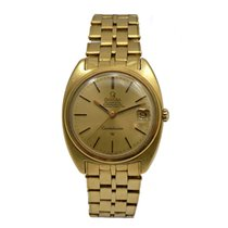 Omega Constellation 18K Yellow Gold Automatic 168.017