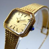 Omega De Ville Gelbgold 26mm Gold Keine Ziffern