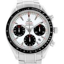 Omega Speedmaster Day Date White Dial Watch 323.30.40.40.04.00...