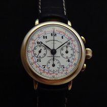 Eberhard & Co. Rare Vintage  Mechanical Chronograph 80's