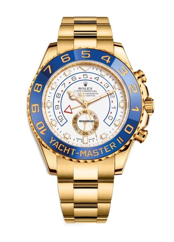 Rolex (ロレックス) ヨットマスター II 116688 新品