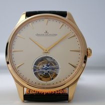 Jaeger-LeCoultre Master Ultra Thin Tourbillion Rose gold 40mm Champagne No numerals United States of America, Florida, Boca Raton