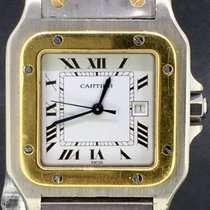 Cartier Santos Galbée 29MM Automatic Full Set With DATE,...