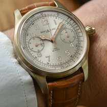 Montblanc 1858 nuevo 44mm Bronce