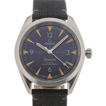 Omega Railmaster 40mm Master Co-Axial Chronometer Black Dial