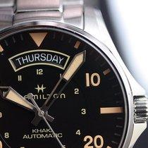 Hamilton Khaki Pilot Day Date H64645131 nouveau