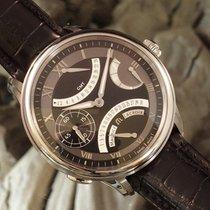 Maurice Lacroix Masterpiece Double Retrograde GMT